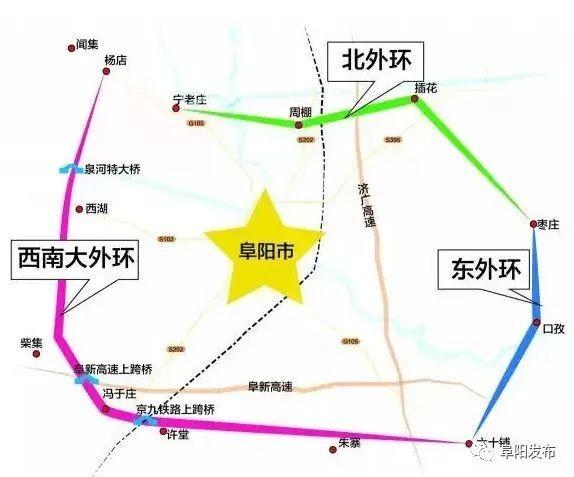 颍上城市规划图