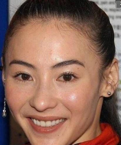 张柏芝、章子怡、谢娜颜值,最抗打的女明星,没想到竟然是她