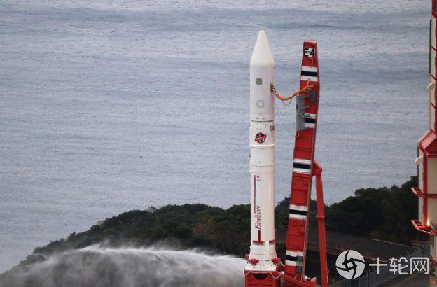 日本epsilon运载火箭今发射升空,将展示人造流星雨