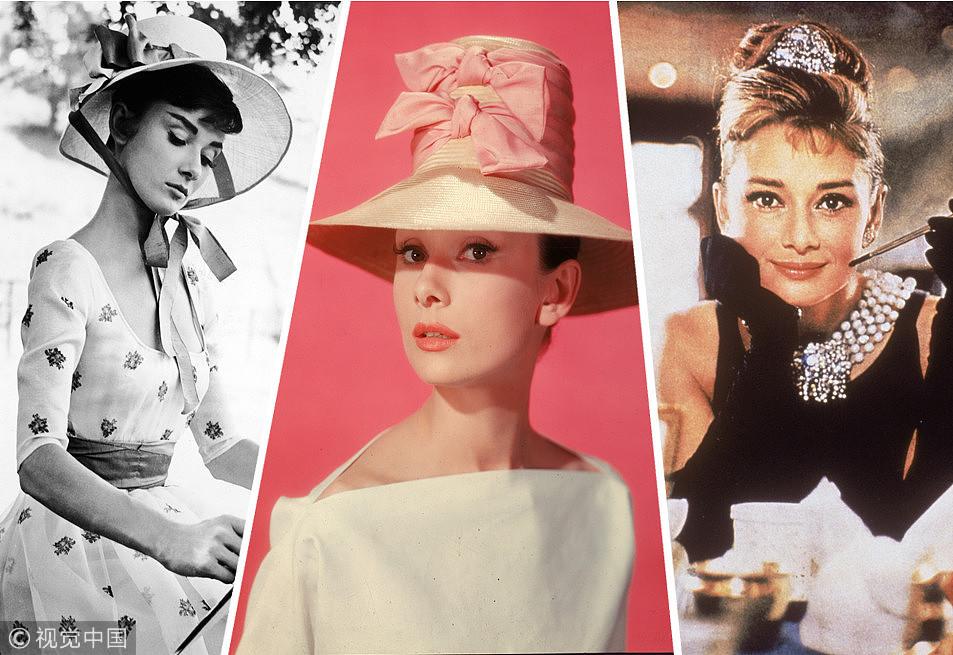 热点:最优雅的女人!奥黛丽·赫本逝世26周年