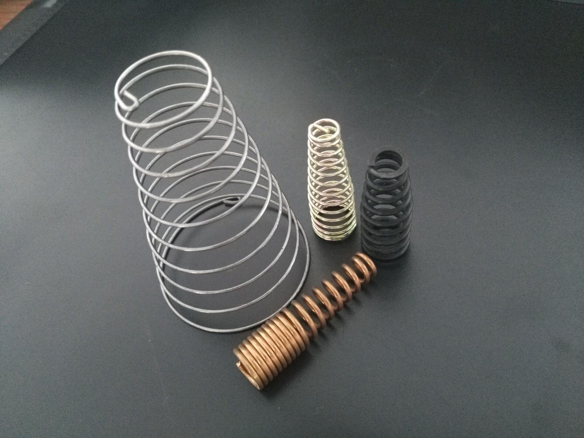 供应弹簧厂家直销宝塔弹簧塔簧塔形弹簧圆锥形弹簧-慧聪网