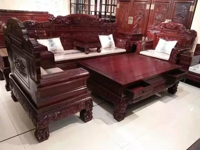 论红木家具的日常保养-实木家具