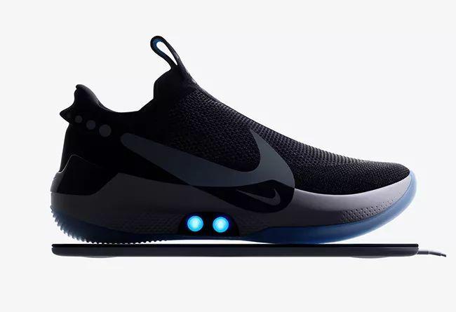 "Nike 自动系带篮球鞋刚完成首秀,NBA 就发布 ""禁令""!"