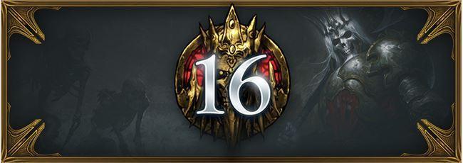 暗黑3第十六赛季正式开启 16新赛季奖励成就汇总
