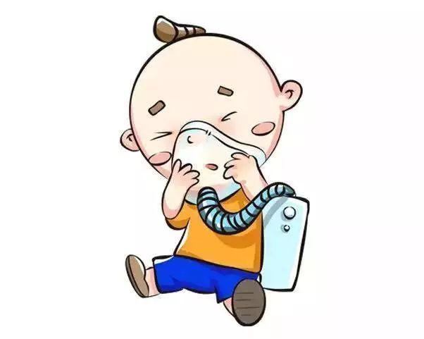 【健康微课堂】冬季孩子咳不停,这些家庭雾化注意事项图片