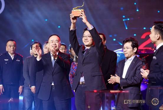智能新物种再添荣耀荣威光之翼MARVEL X斩获寰球汽车2018年度车大奖