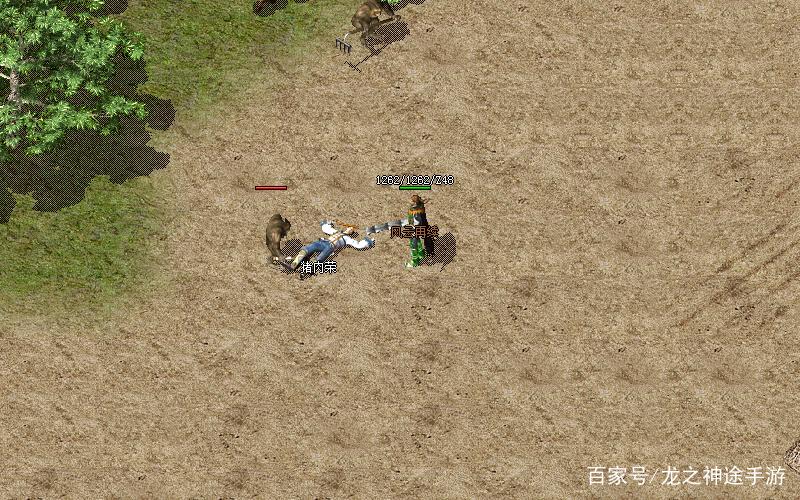 龙之神途: 动画里有哥布林杀手, 游戏里有新人killer