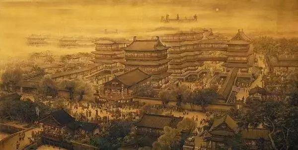 千年前的中国,强大到何种程度!-小叶红檀