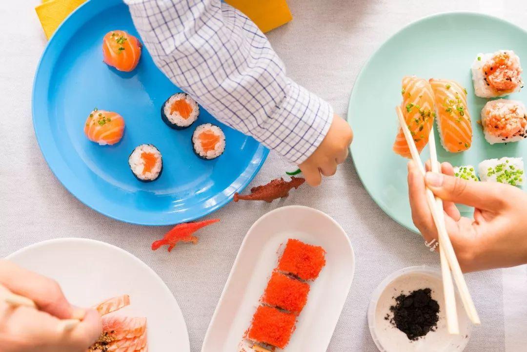 包装 小朋友的寿司 更天真欢乐