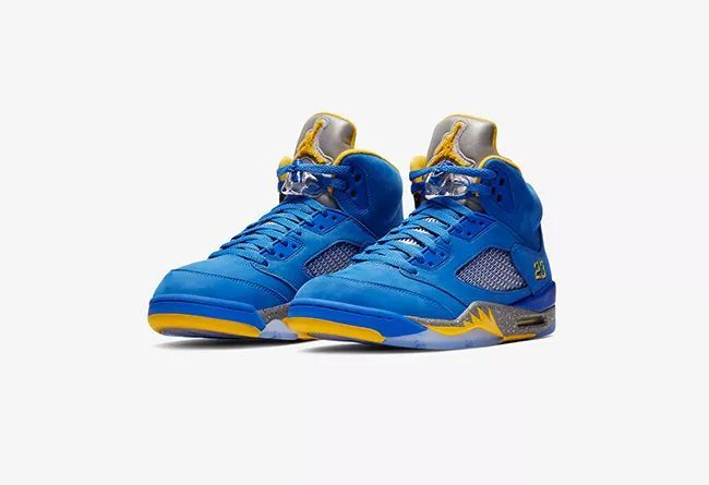"Air Jordan 5 JSP ""Laney""  货号:CD2720-400"