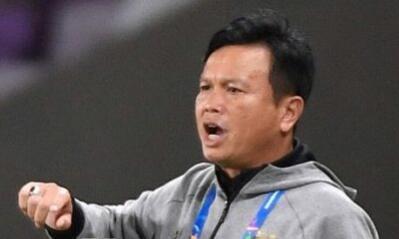 泰国主帅:对中超联赛有领会,不会低估中国队球员