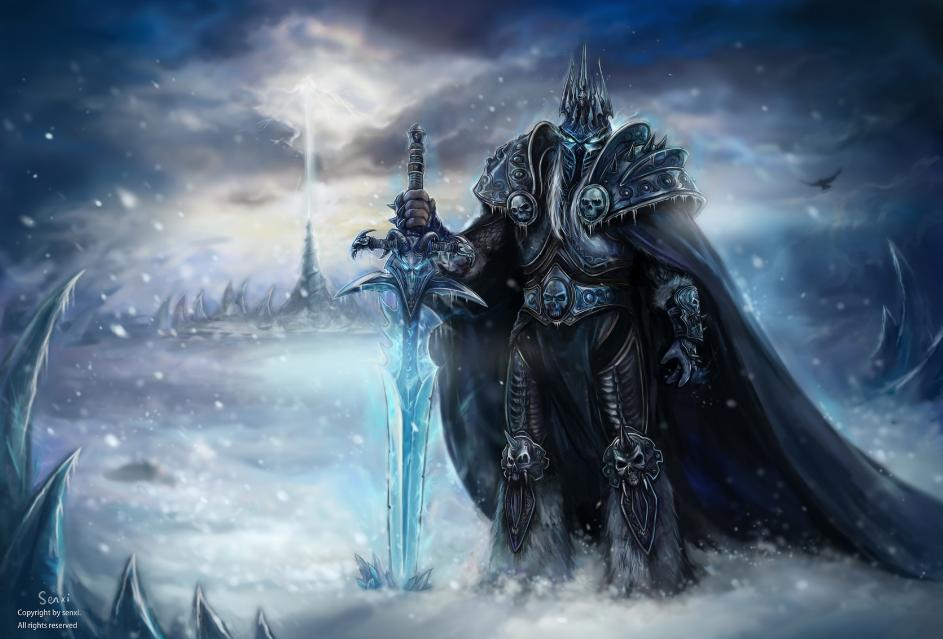 死亡骑士职业遭遇大砍,犹记曾经的巫妖王之怒,冰封王座上的守候