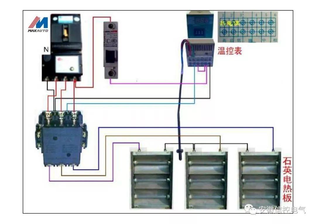 电吹风内部电路图及故障处理_电工之家手机版