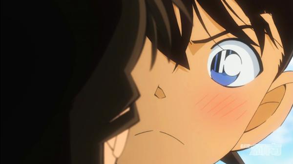 原创 名侦察柯南:新一和小兰演出屏幕初吻?官方很早就表示这不能够!