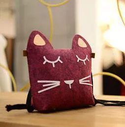 新年福袋制作——diy织布猫咪包