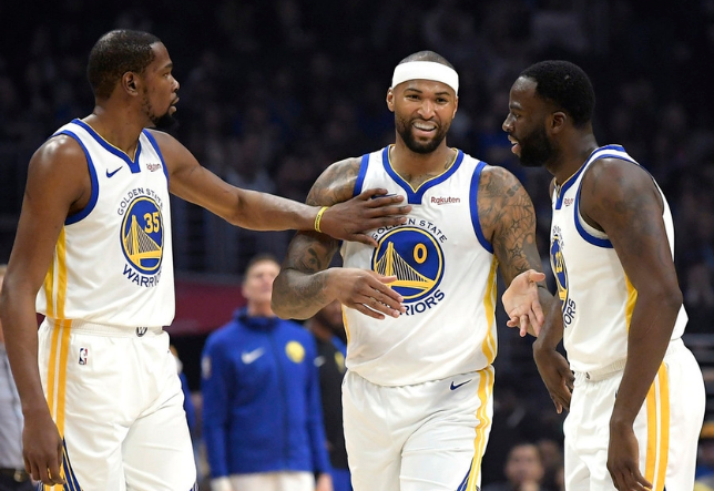 NBA排名:马刺超越火箭升第五雷霆掉第四快船被挤出前八!
