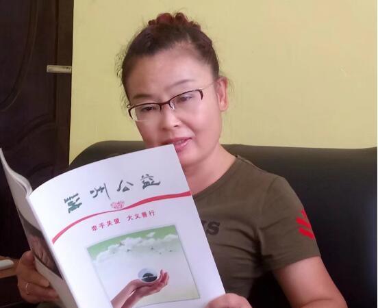 张作娟——志愿服务道路上的守望者