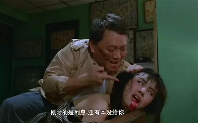 香港第一个最佳男配,戏中在王祖贤后背纹身,戏外被骂多年
