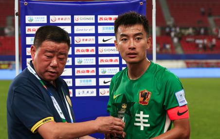 记者:富力将签下范云龙,成少数追加投入的俱乐部