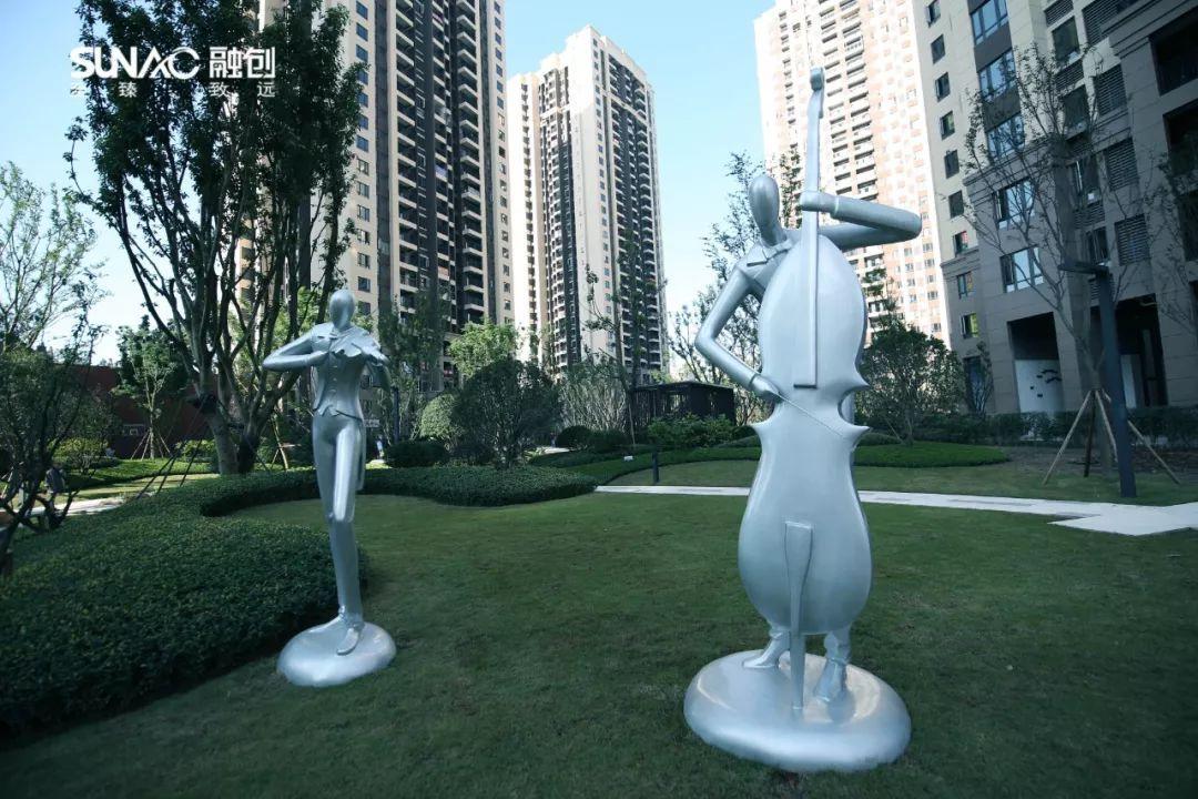 房产 正文  欧麓花园城创新地将水元素融于景观设计之中,兼顾园林设计图片