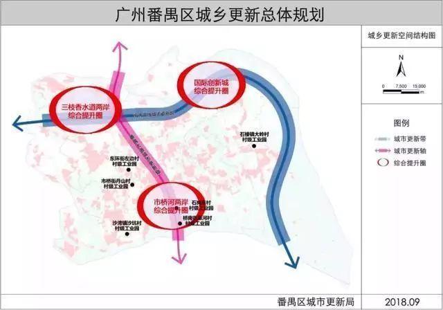 番禺城市规划图