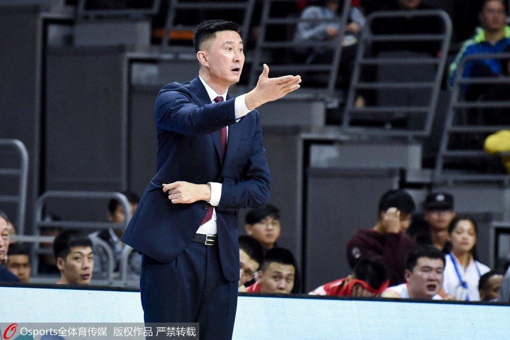 广东提前13轮锁季后赛 八冠王再度开启冲冠之旅
