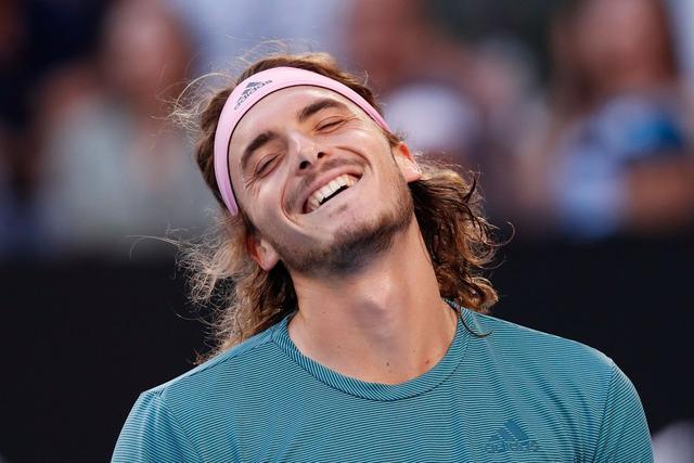 费德勒澳网止步16强 这个打败球王的20岁希腊少年是谁?