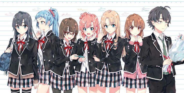 资讯 |《我的青春恋爱物语果然有问题》最终第14卷3月19日发售