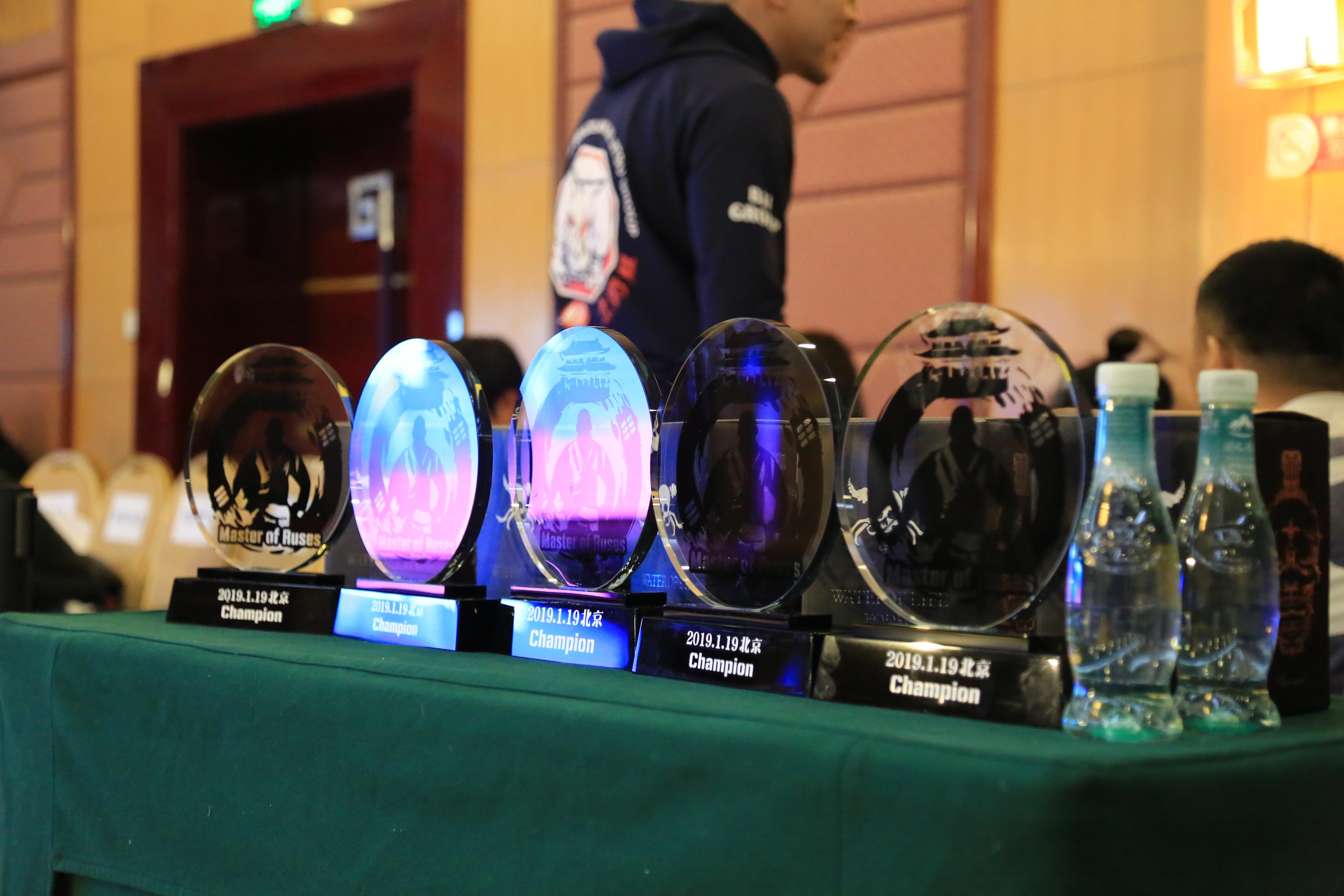 2019年霍姆兰德巴西柔术中国系列赛在京启动