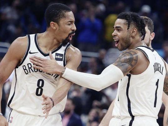 NBA本赛季最年夜欣喜,篮网高居东部第6,一数据高居同盟第二!