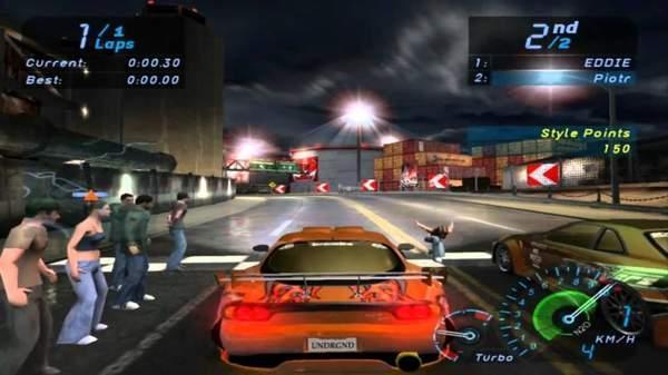 粉丝自制《地下狂飙3》预告 这才是玩家想要的极品飞车