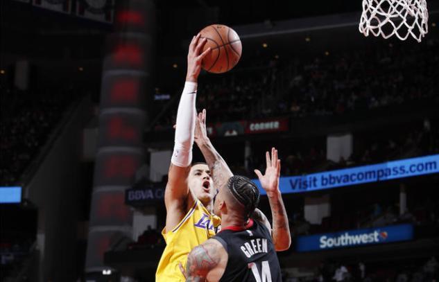NBA西部最新排名:灰熊彻底堕落火箭重返前五掘金紧追勇士