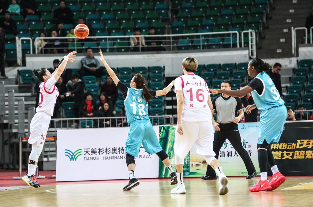 WCBA第34轮-山西不敌北京 八一险胜河南