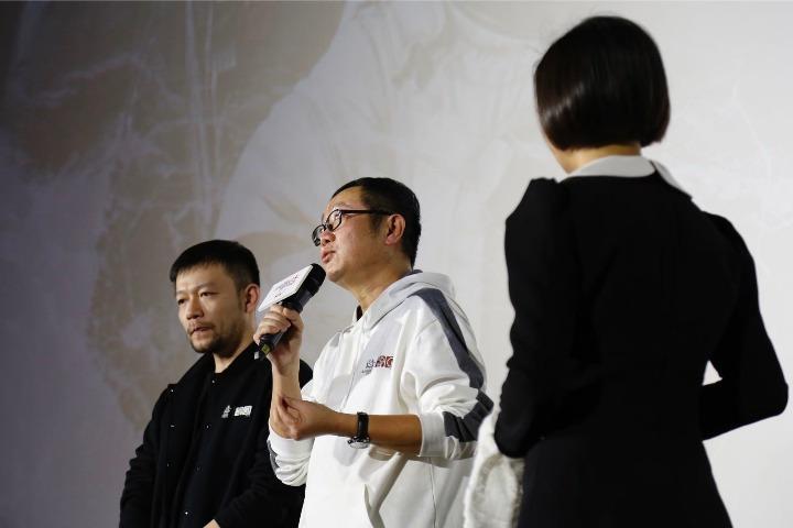 刘慈欣评电影《流浪地球》:出乎意料的胜利