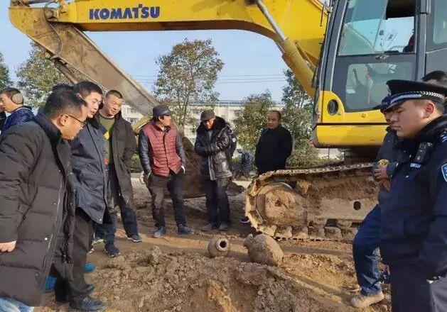 阜阳这个地方发现疑似古代文物,历史追溯到隋朝_杨广河