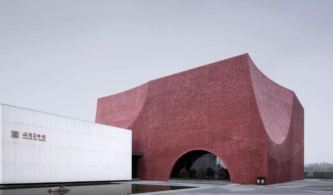 美术馆位于中国传统书法之乡——江苏沭阳图片