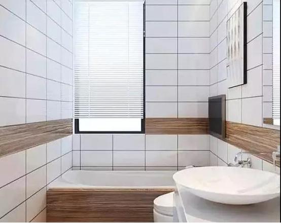 网红小白砖是80年代公厕标配设计师说现在还能这样玩转小白砖_装修