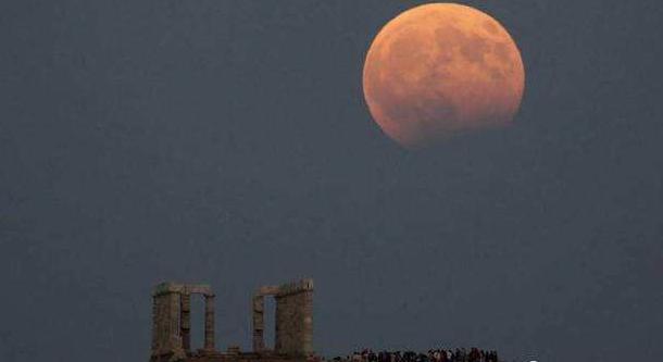 2019年将出现3次超级月亮