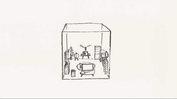 解谜游戏《方块逃脱:悖论》将推漫画 简约画风疑感足