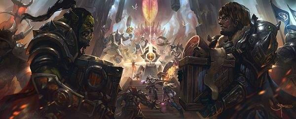 《魔兽世界》甲虫的召唤活动开启 纪念安其拉之门战役