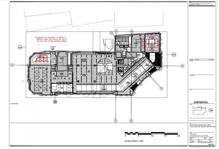 楼层平面设计图怎么看