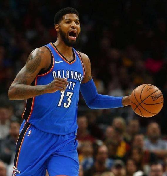 NBA现役球星实力前5排名,库里垫底 伦纳