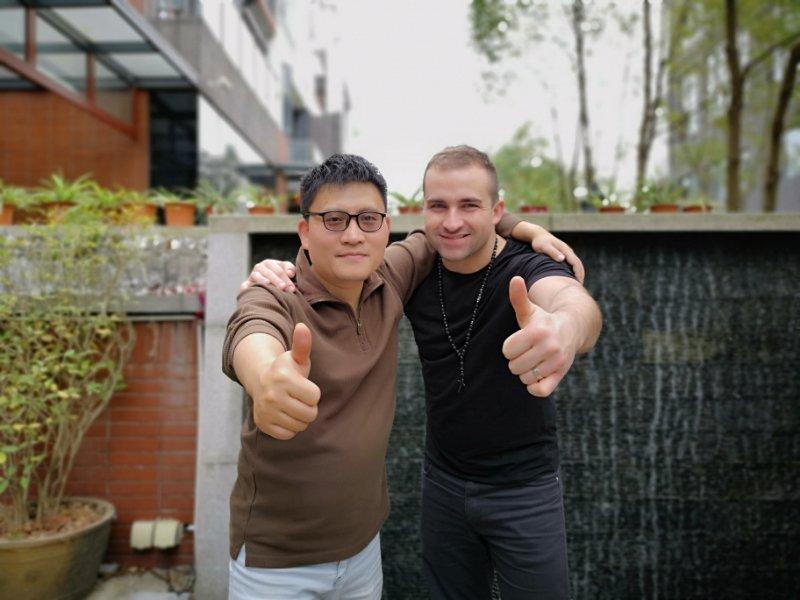 RELLECIGA集团CEO马力安到访家商城交流