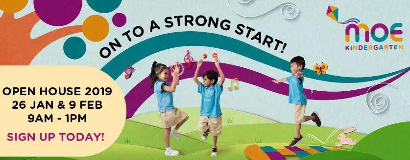 为什么去新加坡读幼儿园?来教育部育儿园开放日了解一下吧!