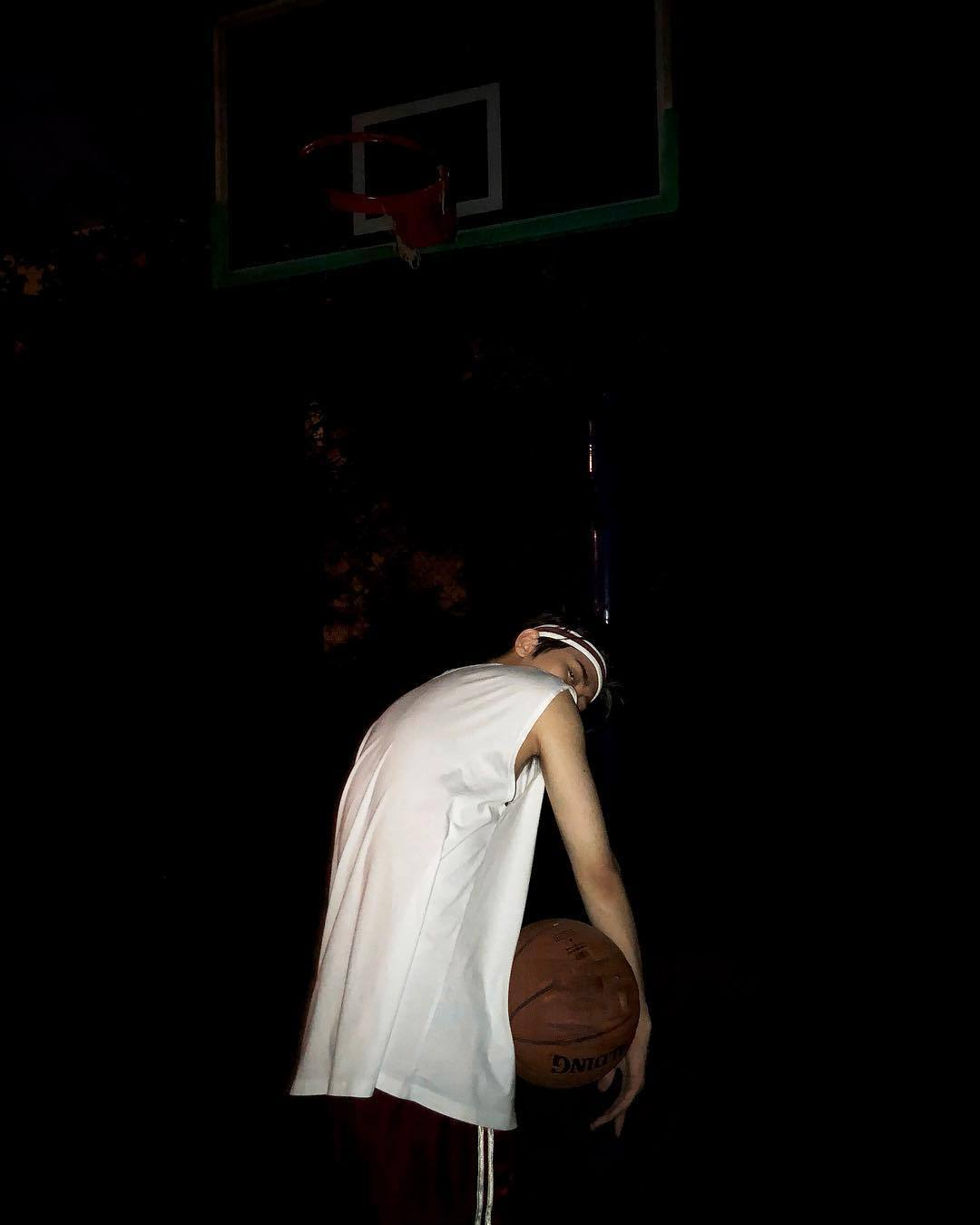 明星篮球能力展示:潘玮柏真校队蔡徐坤实力堪忧