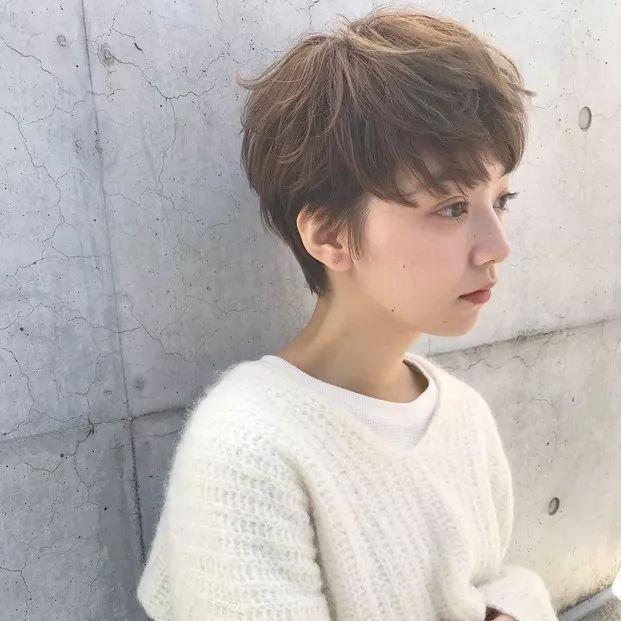 20款日系新发型,让你在2019年一整年都备受瞩目!图片