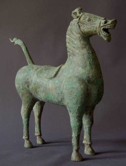 神秘消失的古国:由汗血宝马引发的一场汉朝与西域古国战争图