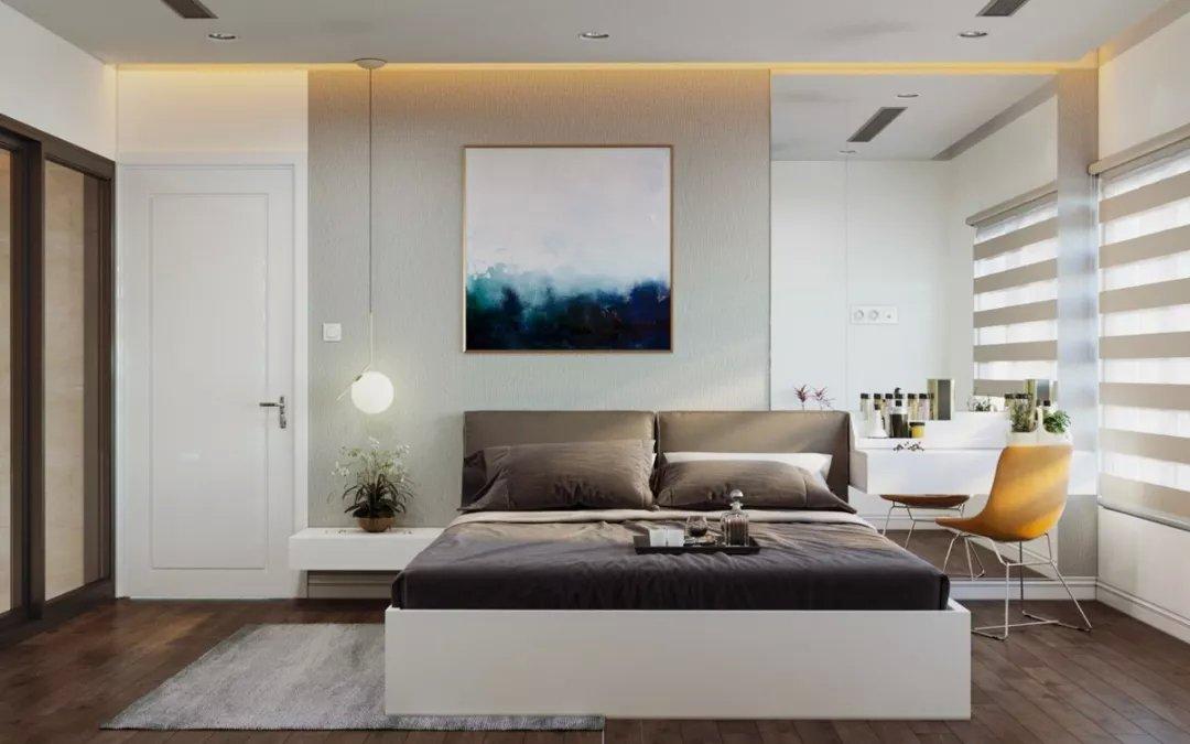 卧室床头灯,床头灯有必要吗