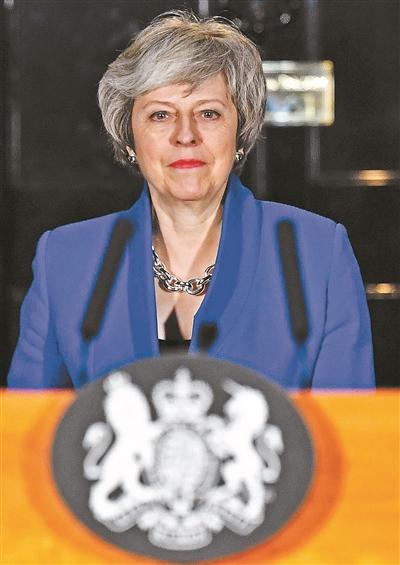 """英国""""脱欧""""新方案 能否过关"""