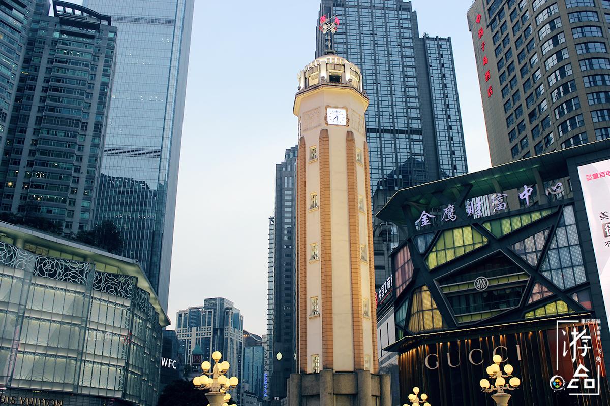 上世紀重慶第一高樓:老山城的地標之一,名字來源于民間神話